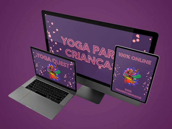 Capacitação de Professores Yoga Para Crianças 100% Online